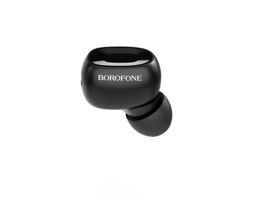 Bluetooth-гарнитура Borofone BC28, черная