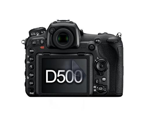 Защитная гидрогелевая пленка для экрана фотоаппарата Nikon D500