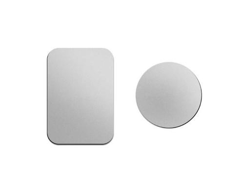 Набор металлических пластин для магнитного держателя, 2 штуки