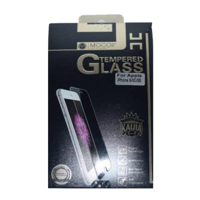 Защитное стекло для iPhone 5S Mocoll толщиной 0.33 мм