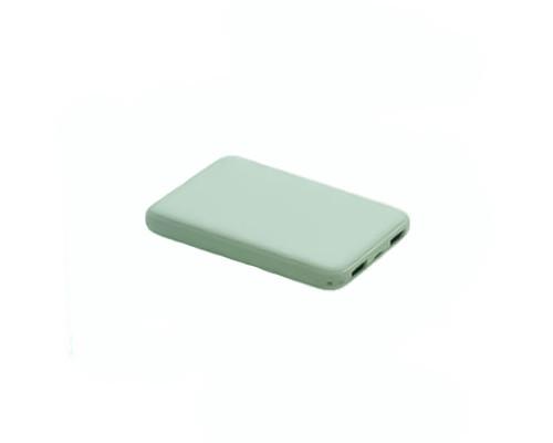 Внешний аккумулятор P269 5000 мАч, бирюзовый