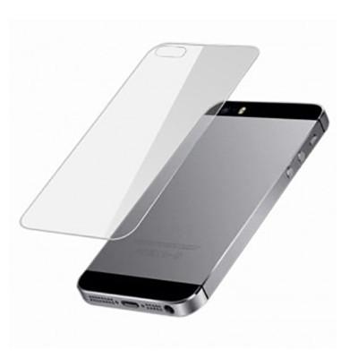 Защитное стекло для iPhone SE на заднюю часть