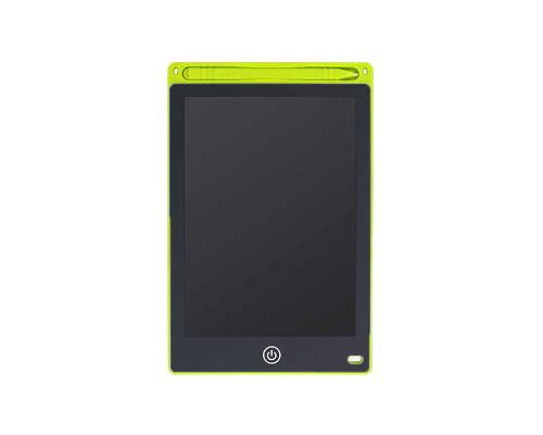 Графический планшет Tablet для рисования стилусом, 8.5 дюймов, зеленый