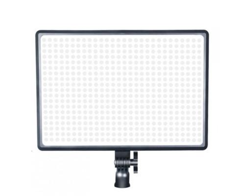 Осветитель светодиодный A111 для фотосъемки с регулируемой яркостью, для штатива