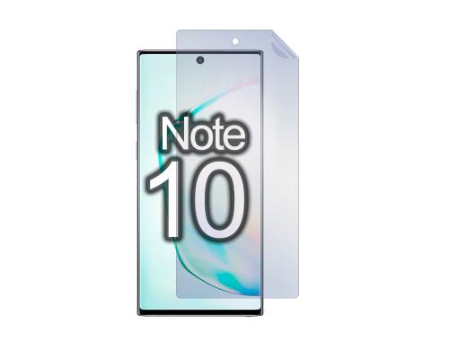 Защитная гидрогелевая пленка для Samsung Galaxy Note 10