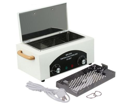 Сухожаровой шкаф Sanitizing Box CH-360T, косметологический стерилизатор, белый, 300 В