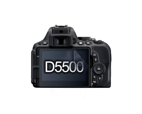 Защитная гидрогелевая пленка для экрана фотоаппарата Nikon D5500