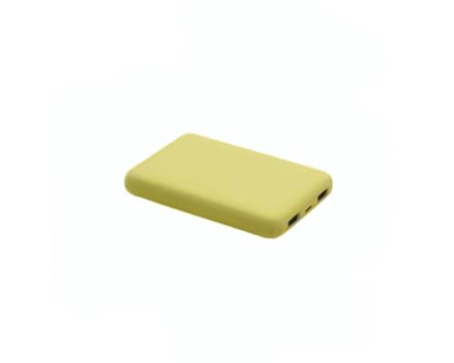 Внешний аккумулятор P269 5000 мАч, желтый