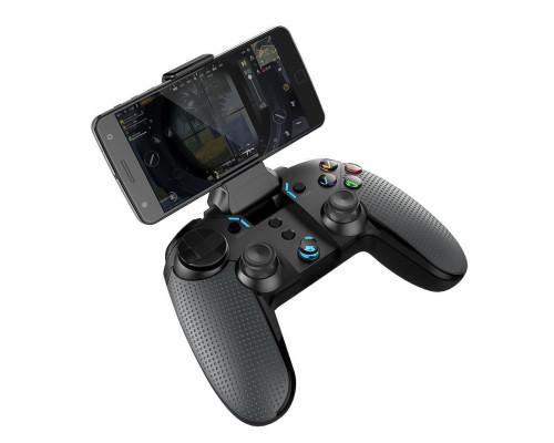 Геймпад джойстик PG-9099 беспроводной для телефона и ПК, черный