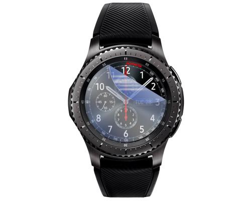 Защитная гидрогелевая пленка для Samsung Gear S3 Frontier