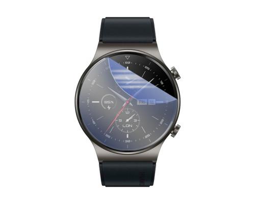Защитная гидрогелевая пленка для Huawei Watch GT 2 Pro