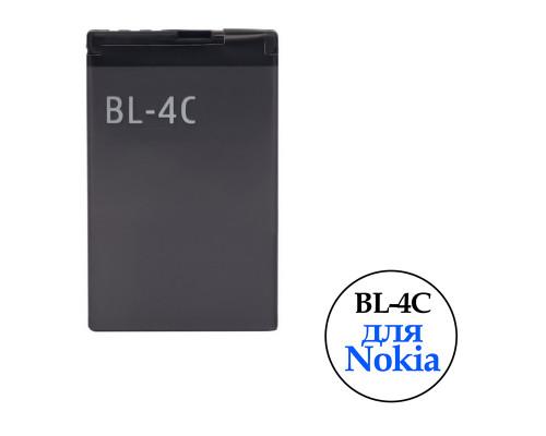Аккумулятор Li-Ion Nano BL-4C для Nokia, 890 мАч