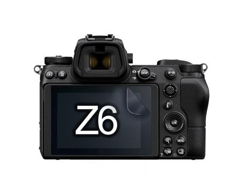 Защитная гидрогелевая пленка для экрана фотоаппарата Nikon Z6