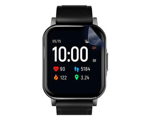 Защитная гидрогелевая пленка для Xiaomi Haylou Smart Watch 2