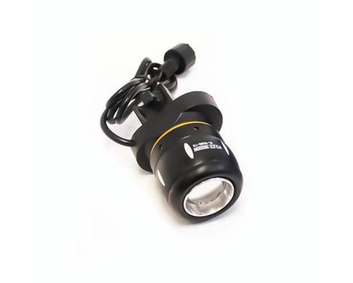 Велосипедный фонарь X-Balog BL-B06B-T6 Zoom, черный