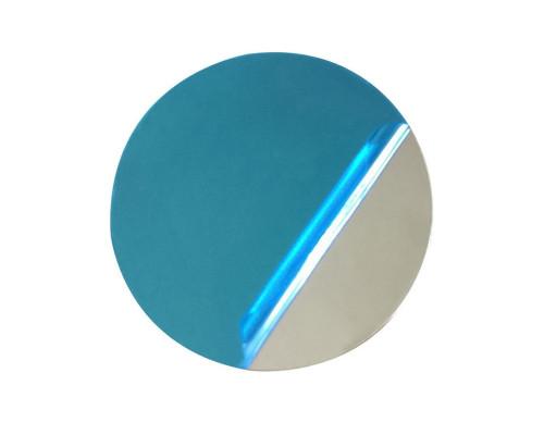Металлическая пластина для магнитного держателя, круглая, диаметр 40 мм