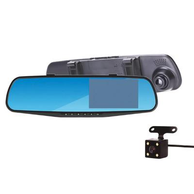 Зеркало-видеорегистратор с камерой заднего вида PN10