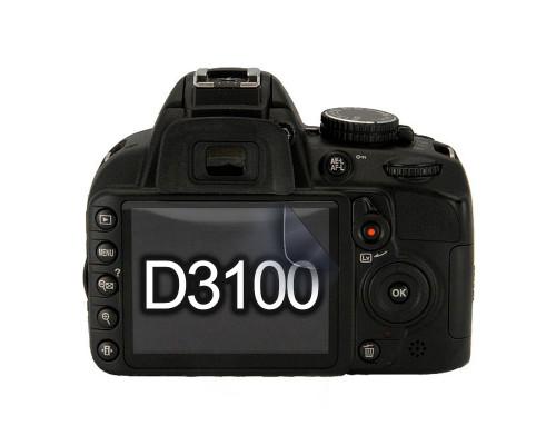 Защитная гидрогелевая пленка для экрана фотоаппарата Nikon D3100