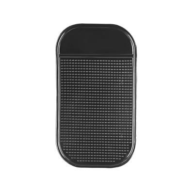 Автомобильный держатель коврик CS01 силиконовый, черный