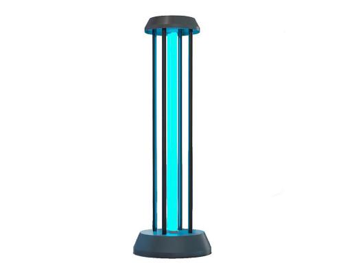 Лампа бактерицидная ультрафиолетовая PE01, 36Вт до 40м2, черная