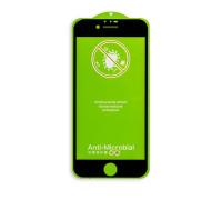 Защитное стекло для iPhone 6 с антибактериальным покрытием
