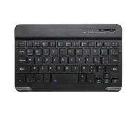 Беспроводная Bluetooth клавиатура для телефона или планшета, черная