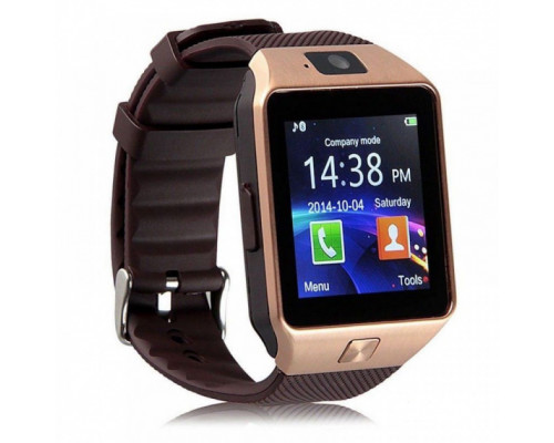 Часы Smart Watch DZ09 золотой