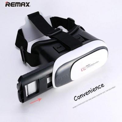 Очки виртуальной реальности VR Box VR 2.0 Remax VR RT-V01 fantasy land glass