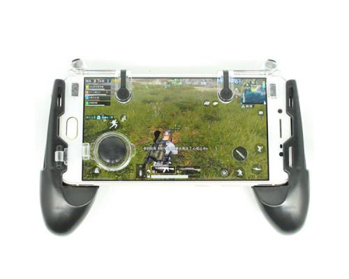 Геймпад для телефона JL-01 3 в 1 для игры в PUBG, Fortnite и другие Battle Royale