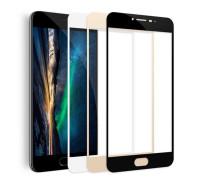Защитное стекло для Meizu M5 вид стекла 5D