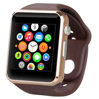 Часы Smart Watch A1 золотой