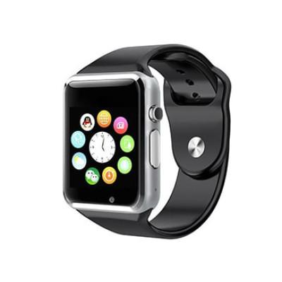 Часы Smart Watch A1 серебро