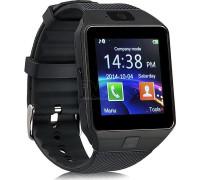 Часы Smart Watch DZ09 черный