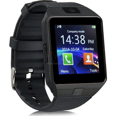 Часы Smart Watch DZ09 черный