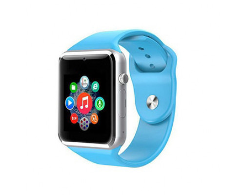 Часы Smart Watch A1 синий