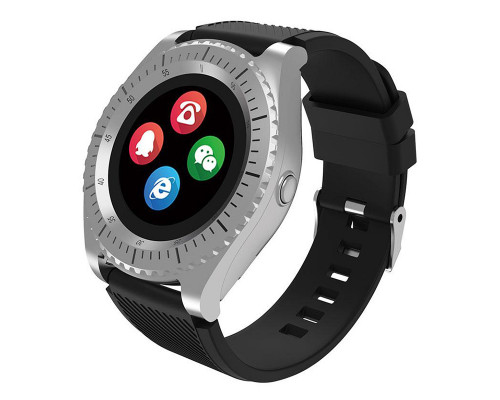 Умные часы Smart Watch Z3 серебро