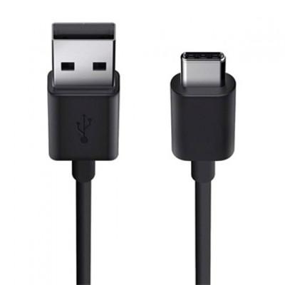 Кабель USB Type-C - USB 1 м черный
