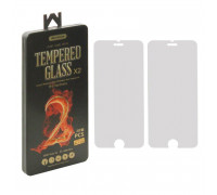 Защитное стекло WK Design для iPhone 7 Plus (в комплекте 2 шт)