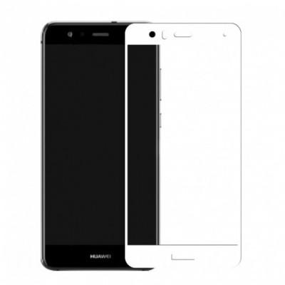 Защитное стекло для Huawei P10 5D белое