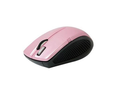 Мышь G7-540-4, беспроводная, розовая