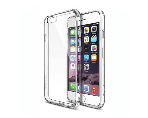 Чехол TPU для iPhone 5 (толщина 1.2 мм, прозрачный)