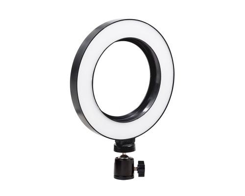 """Кольцевая лампа SL-156 (без штатива), 15см/6"""""""