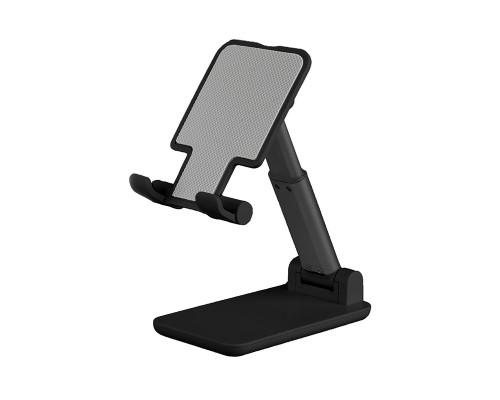 Регулируемая настольная подставка-держатель для телефона Flex PI2, черная