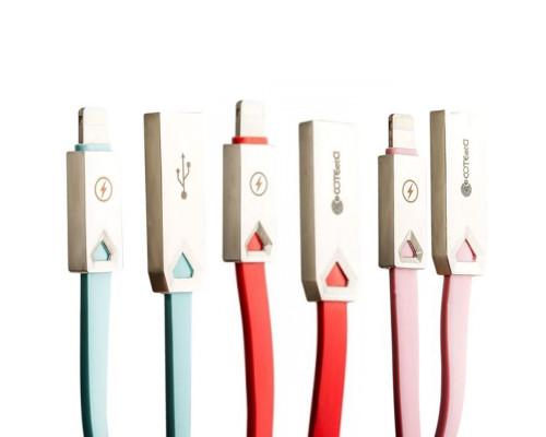 Кабель CoteetCI M26 USB - Lightning