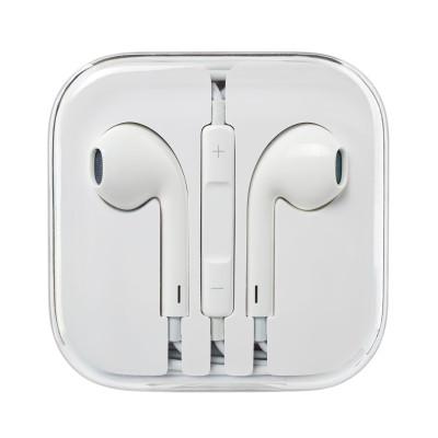Наушники для iPhone jack 3.5 эконом
