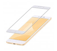 Защитное стекло для Xiaomi Redmi Note 4X 5D белое