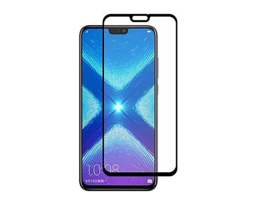 Защитное стекло для Huawei Y9 2019 5D черное