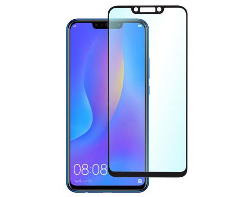 Защитное стекло для Huawei Nova 3i 5D черное