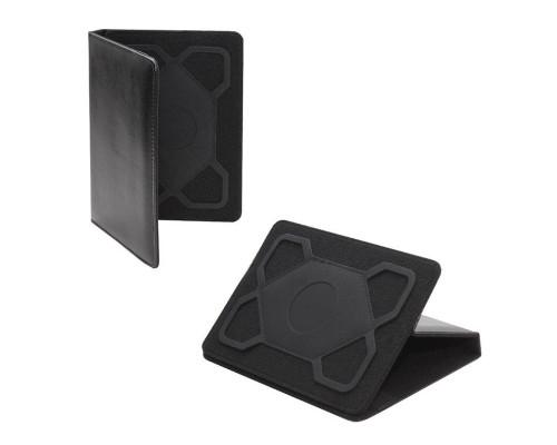 Универсальный чехол для планшета 7 дюймов искусственная кожа, черный