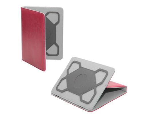 Универсальный чехол для планшета 7 дюймов искусственная кожа, красный